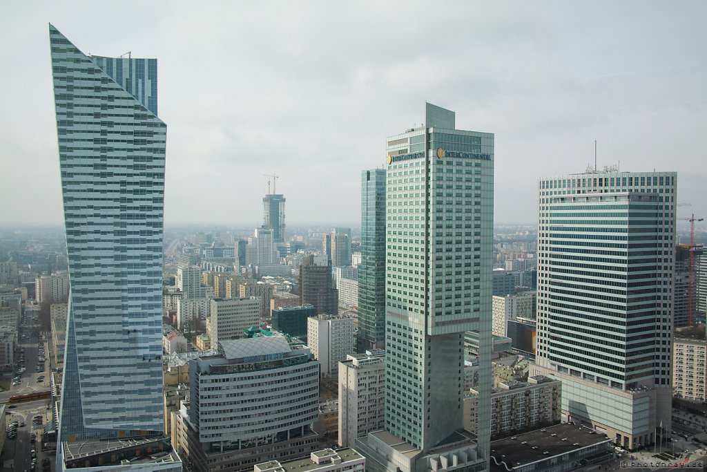 Warsaw - Cityof Contrasts