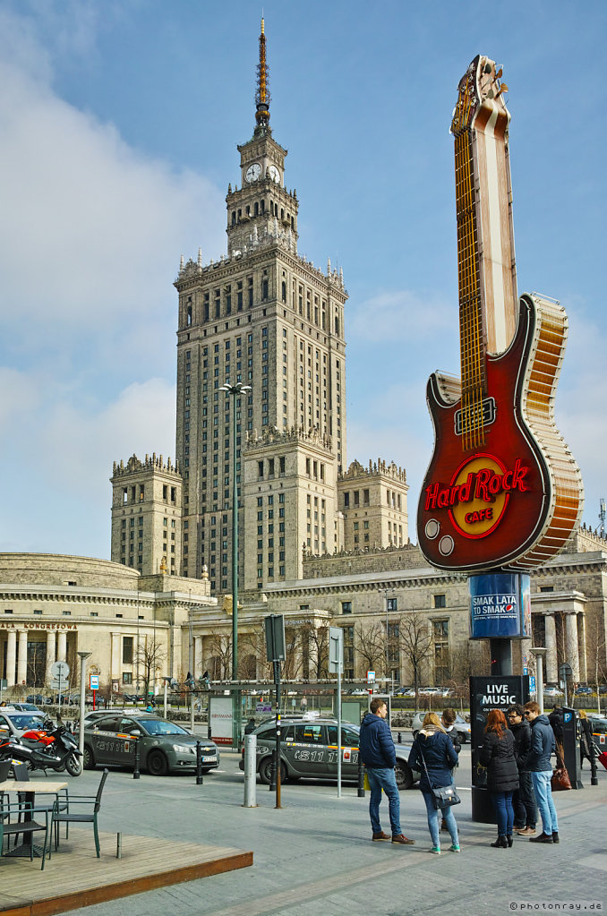 Warsaw - City of Contrasts